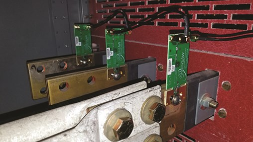 Temperature Monitoring Protects Low-Voltage Assets