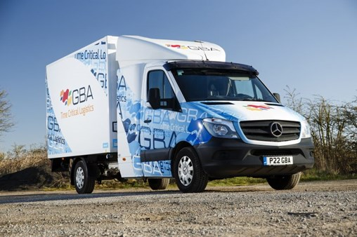 Carrier Transicold Xarios® 350 Units Key to Long-Distance Delivery Operations for GBA Services