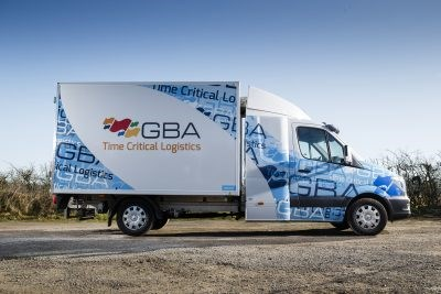 Lancashire-based GBA Services with Carrier Transicold Xarios 350 refrigeration units