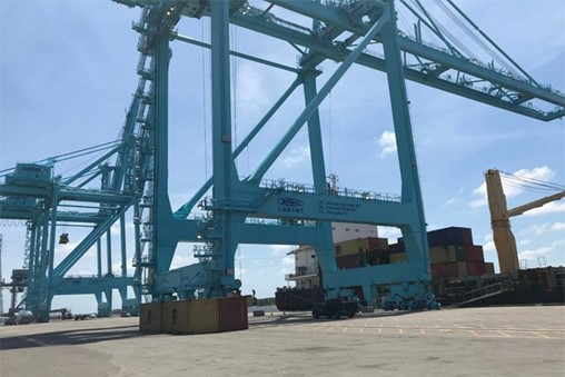 Containers, Cranes Removed From US Tariff List