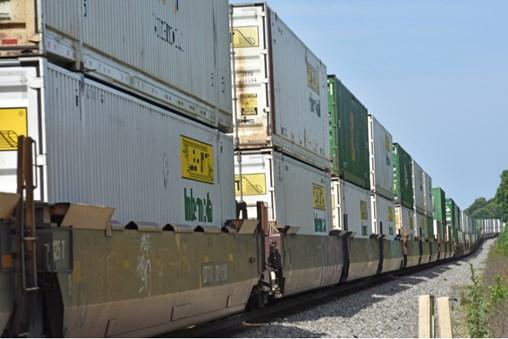 US Domestic Intermodal Weakest Since Great Recession