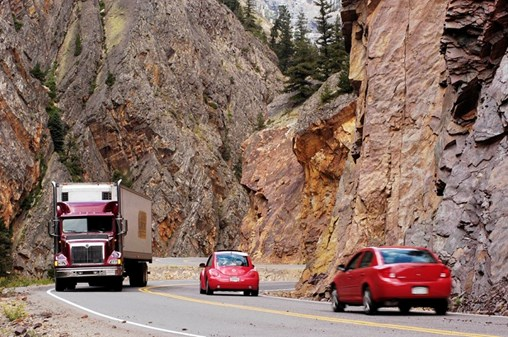 Machine Learning Tech Uncovers Scarce US Truck Capacity