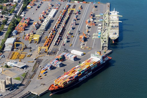 Montreal Port Restoring Rail Fluidity As Volume Surges