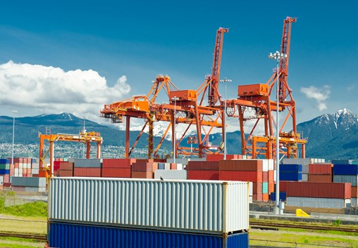 Cargo Surge Pushes Vancouver Port to Limits