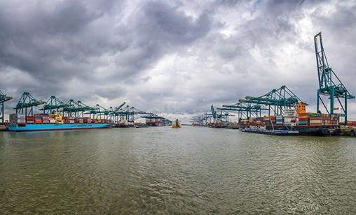 Antwerp Port: Strike Would Cost Millions of Euros