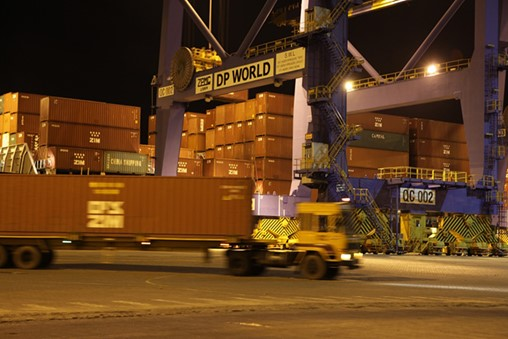 India Cabotage Reform Driving DP World Cochin Gains