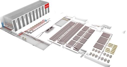 New Strategy - New Logistics Plan: TGW Extends Triumph's Austrian Logistics Center