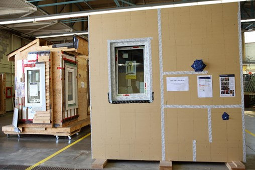 Future of Green Buildings on Display November 9 at BCIT High Performance Building Lab