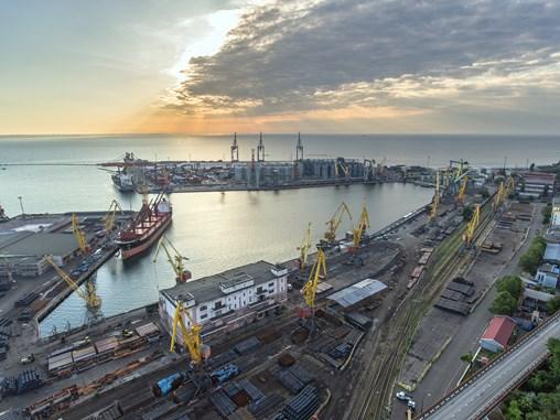 Ukraine Ports Eye Larger Share of Asia Cargo