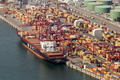 Hearing to Determine If Montreal Port Labor Can Strike