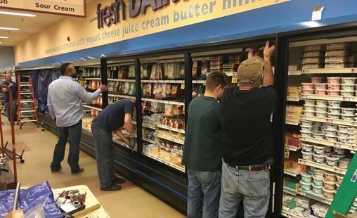 Refrigeration Retrofits Offer 'Cool' Savings for Supermarkets