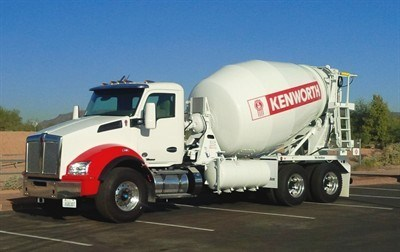 Versatile Kenworth T880 Mixer Leads Kenworth Lineup at World of Concrete