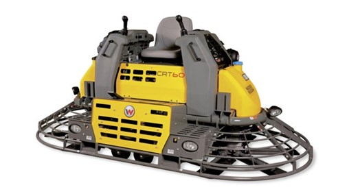 Wacker Neuson Upgrades CRT 60-74L