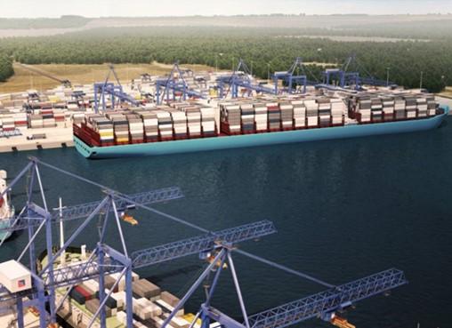 Polish container port scheme begins