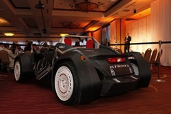 What Manufacturers Can Learn from a 3D-Printed Car