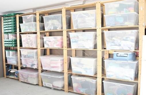 Storage: Boxes & Keepsakes
