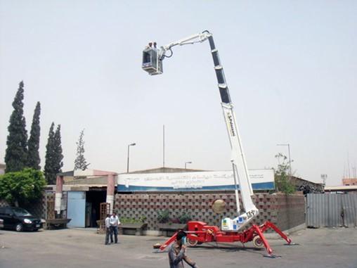 Hybrid Palazzani sales to Eqypt
