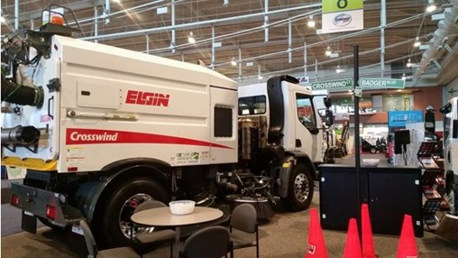 Elgin Unveils Peterbilt Cab-Over Chassis Option at NPE 2015