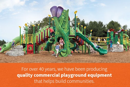 Playworld Has Produced Quality Commercial Playground Equipment For Over 40 Years