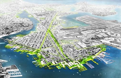 East Boston plan