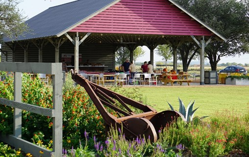 The Barn at Harvest used for gatherings & other organized events
