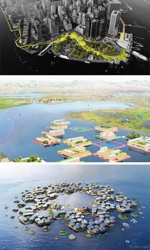 Design proposals by BIG