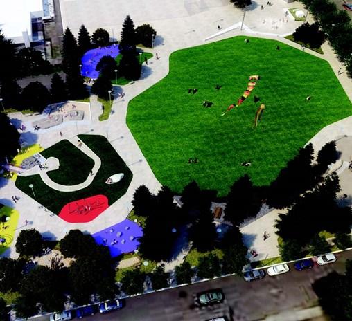 Gateway Discovery Park | photo courtesy Harper's Playground