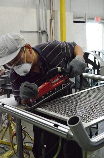 polishing - metal fiinishing
