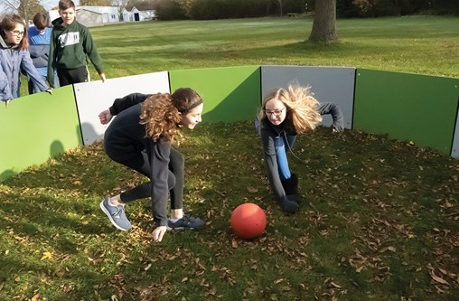 Get in the Game with Gaga Ball!