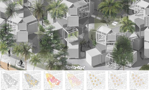 Housing, Politics, Climate Change, Ecology: Range of Student Projects Honored With 2018 ASLA Awards