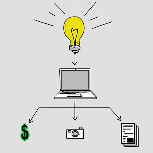 Gary Vaynerchuk The Internet is The Middleman