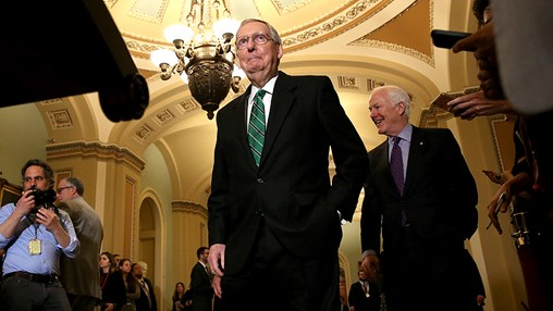 Ex-Staffers for Senate GOP Leaders Launch Lobbying Shop
