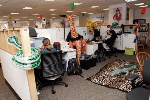 Google - Team Building Event Ideas