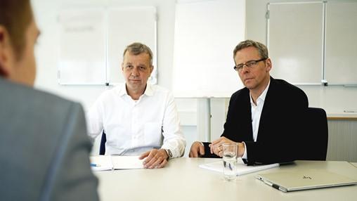 Dr. Georg Pfeifer & Joachim Dittrich