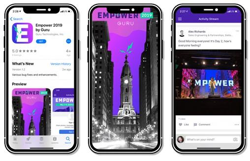 Branded Event App