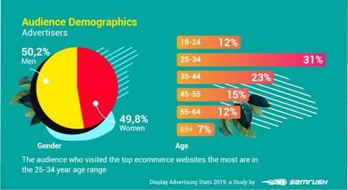 Audience Demographics - Advertisers