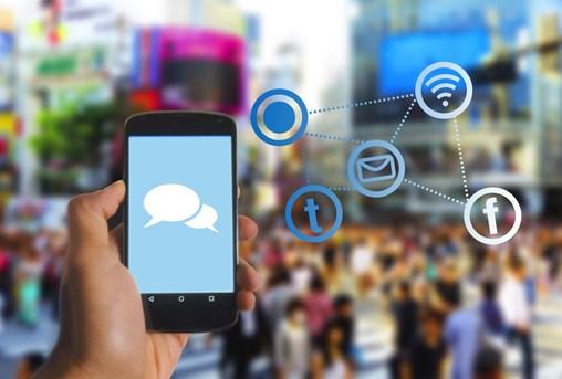 make a marketing effort on your association's social media platforms