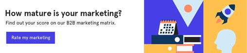 Score your marketing with our marketing maturity matrix for MSPs.