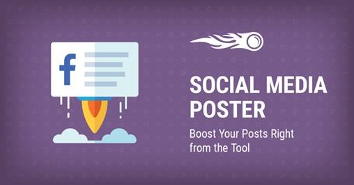 SEMrush: Social Media Poster: Boost Your Posts Right from the Tool image 1