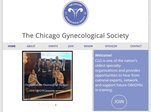 chicago society management software