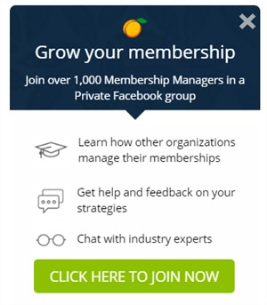 Membership Site Facebook Group