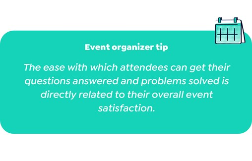 3 Customer Service Values that Boost the Attendee Experience