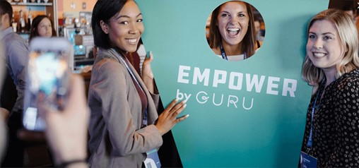 The Guru Empower conference.