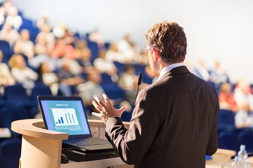 Partners in Preparation: 3 Materials to Give Your Event Speakers