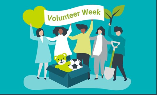 3 Tips for a Successful National Volunteer Week