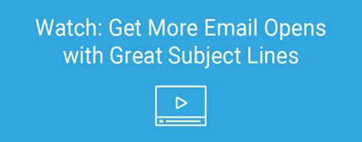 Watch: Get More Email Opens with Great Subject Lines