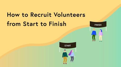 Volunteer from start to finish-01