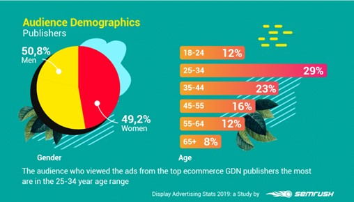 Audience Demographics - Publishers