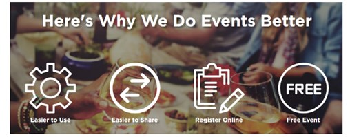 event software for nonprofits