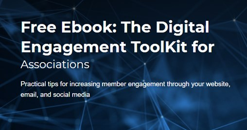 Free Ebook: The Digital Engagement Toolkit for Associations